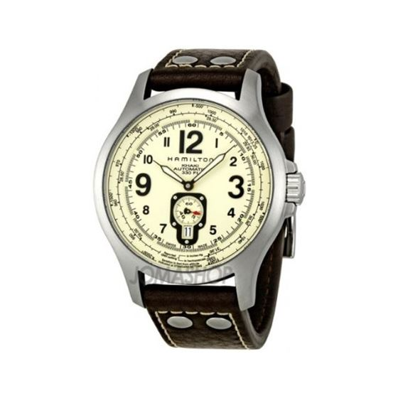 Hamilton Swiss Movement Watch H76515523 44mm