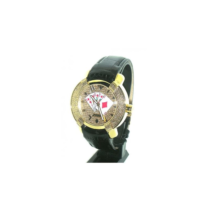 Aqua Master Poker Diamond Watch AQP05