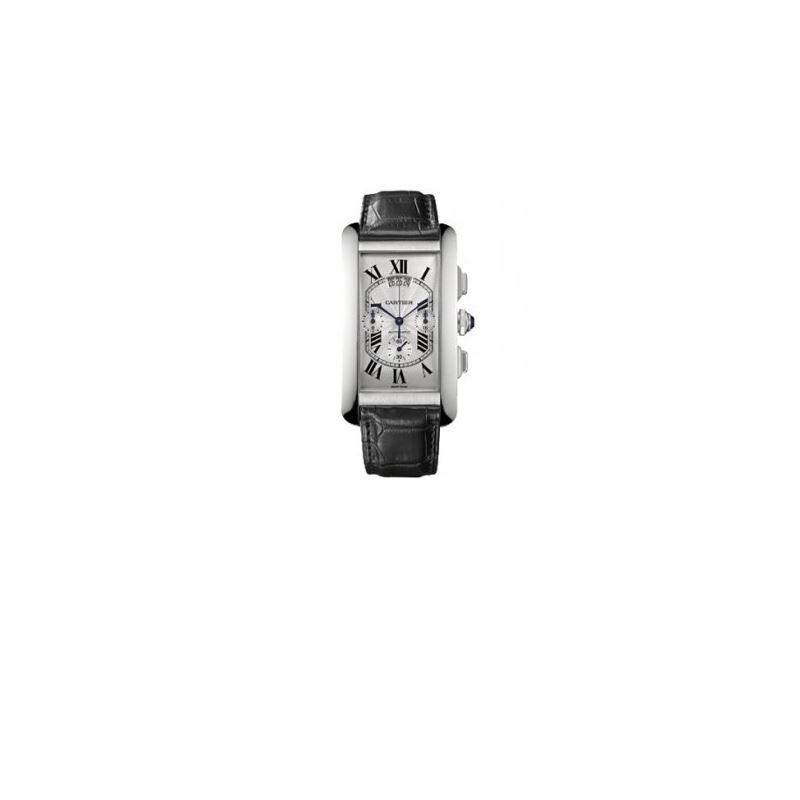 Cartier Tank Americaine Mens Watch W2609456