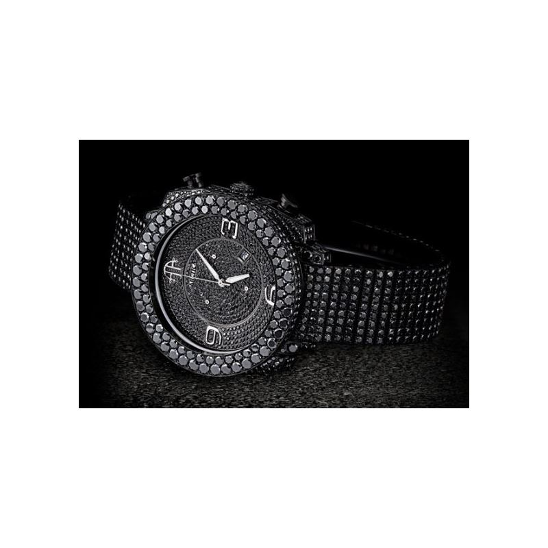 Arctica Watches Arctica 50mm Diamond Case 48.70ct