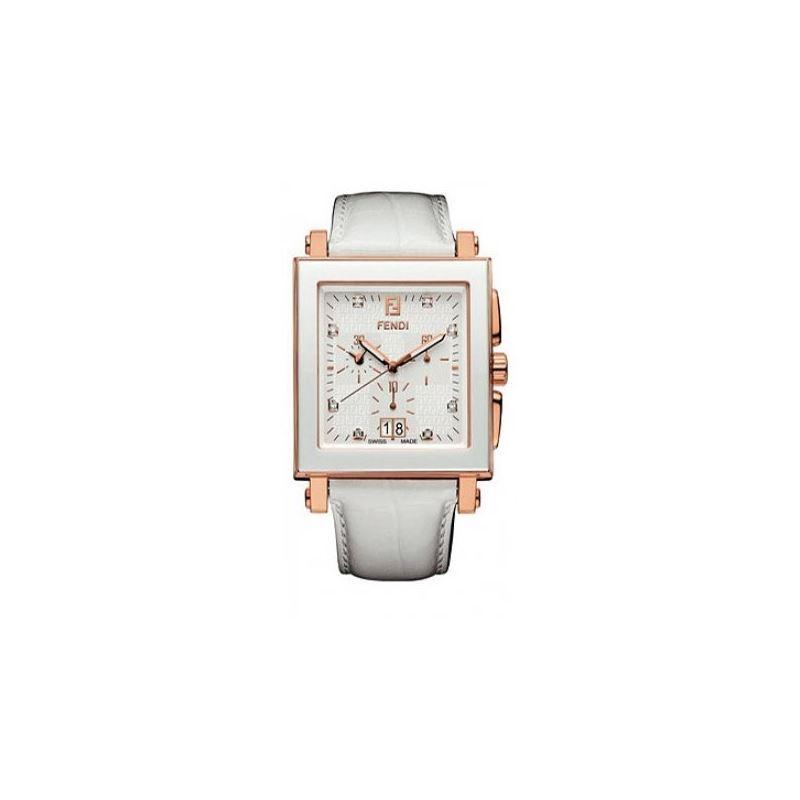 Fendi F658144D Ceramic Ladies Watch