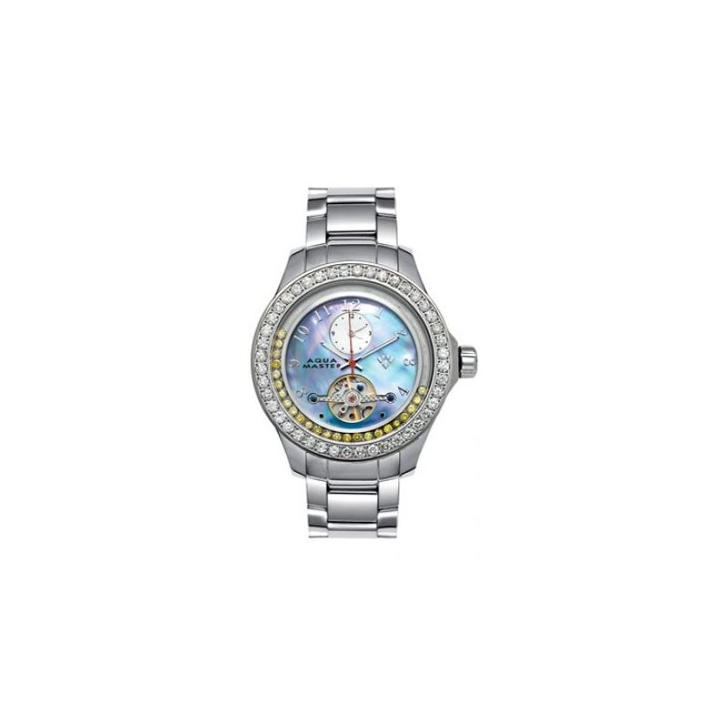 aqua master diamond watch the aquamaster tour billion watches stainless steels with diamonds 3 3w