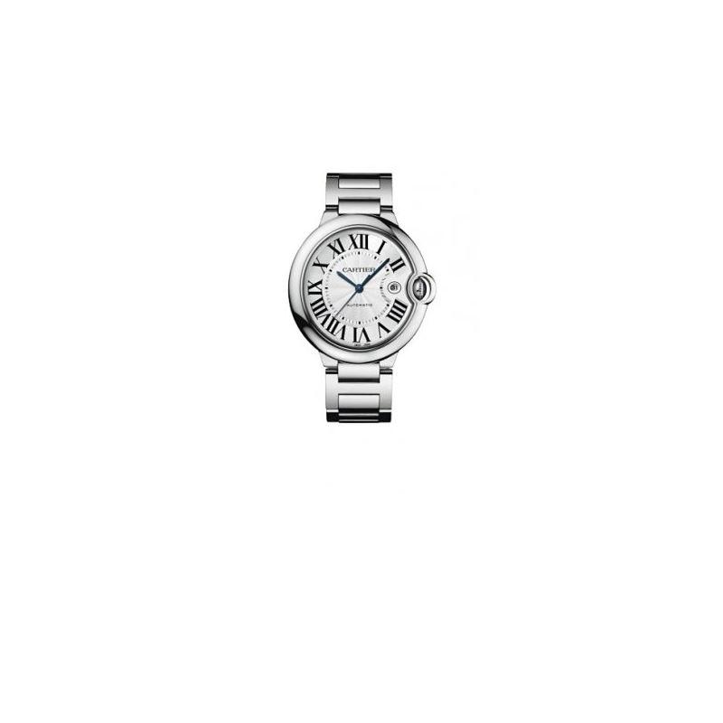 Cartier Ballon Bleu Large Mens Wristwatch W69013Z2