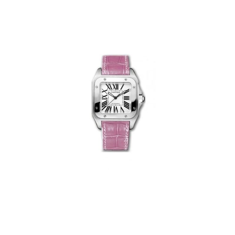 Cartier Santos 100 Unisex Watch W20126X8 55189 1