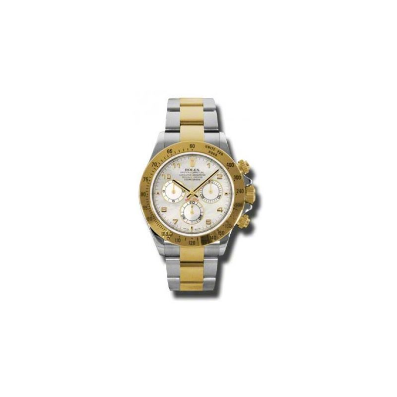 Rolex Watches  Daytona Steel and Gold 116523 ma