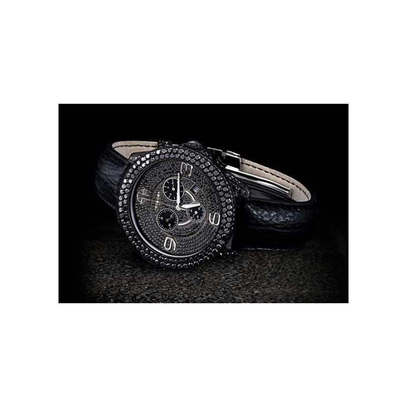 Arctica Watches Arctica 47mm Black Diamond Case 14