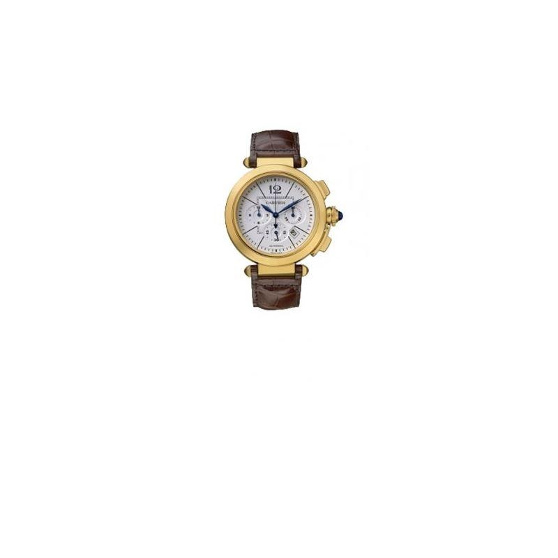 Cartier Pasha Mens Wristwatch W3020151