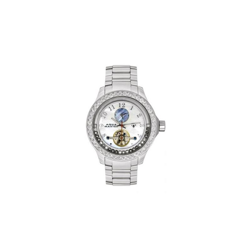 Aqua Master Diamond Watch The AquaMaster Tour Bill
