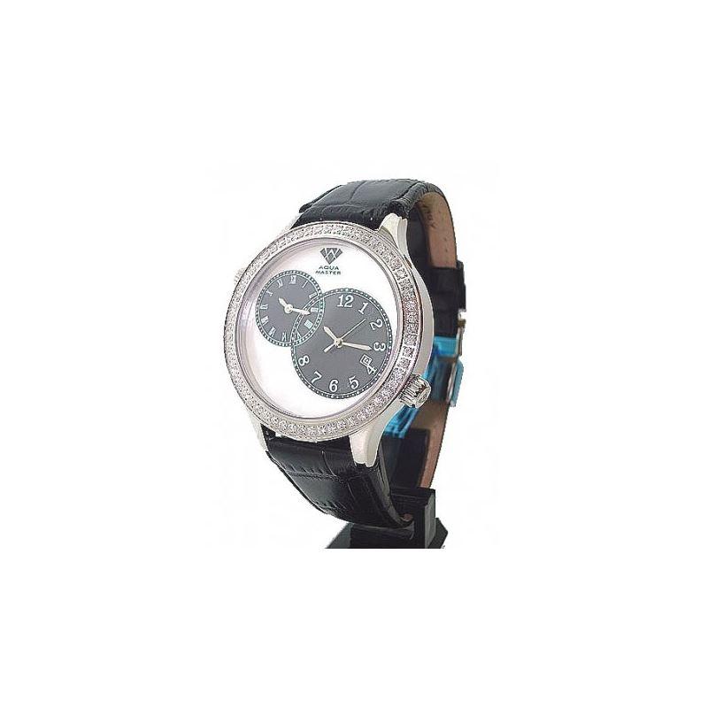 Aqua Master 2.45ctw Mens Diamond Watch AM01