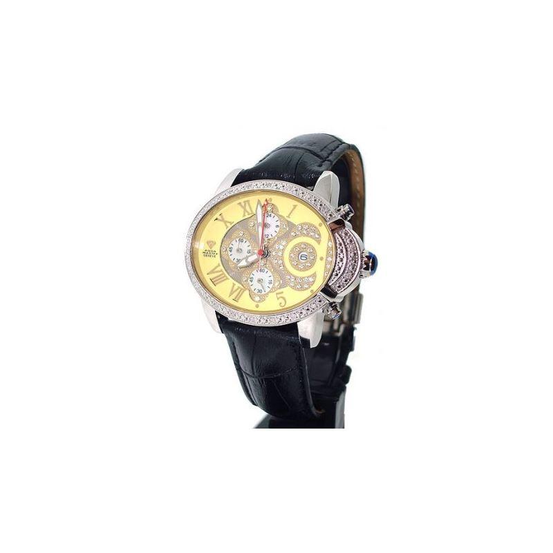 Aqua Master Unisex Designer Diamond Watch AQMU2562