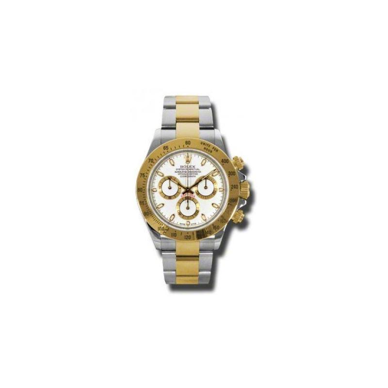 Rolex Watches  Daytona Steel and Gold 116523 ws