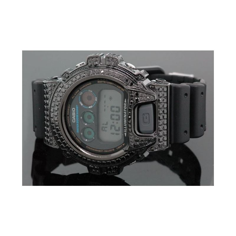 Iced Out Watches Casio G Shock Mens Digi 53063 1