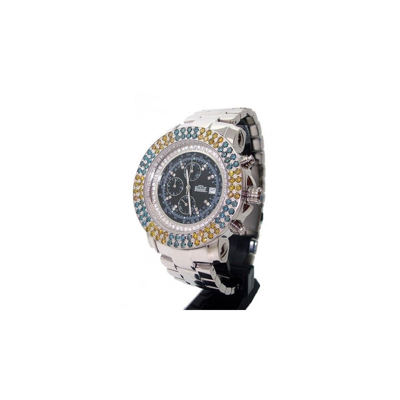 Freeze Watch - 4.5ctw Diamond Watch FR-961