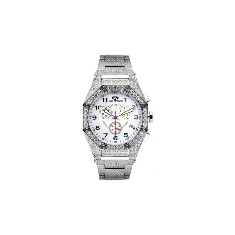 Aqua Master Diamond Watch The AquaMaster 53567 1
