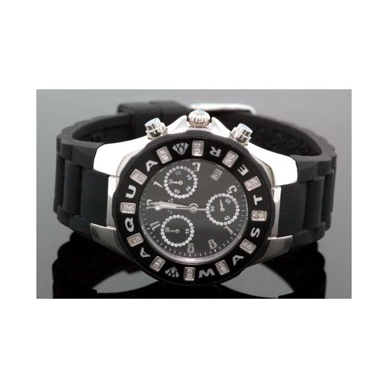 Agua Master 0.24ctw Womens Jelly Diamond Watch w32