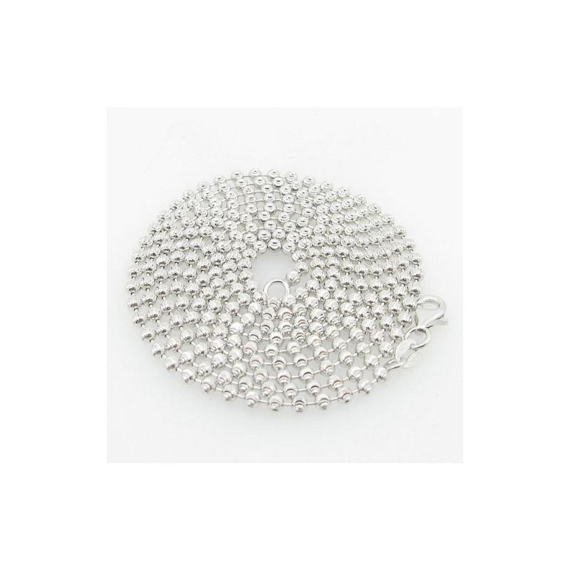 Mens .925 Italian Sterling Silver Moon C 75701 1