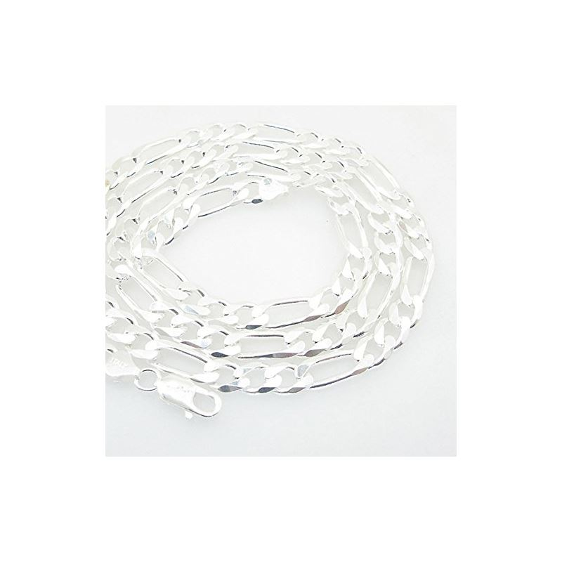 Figaro link chain Necklace Length - 30 i 73313 1