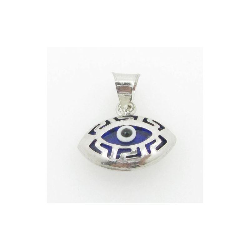 womens bp148 kabbalah evil eye .925 Ster 88624 1