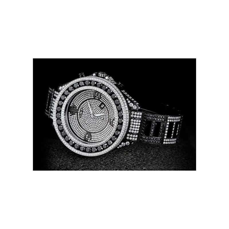 Arctica Watches Arctica 57mm Diamond Case 44.50ct