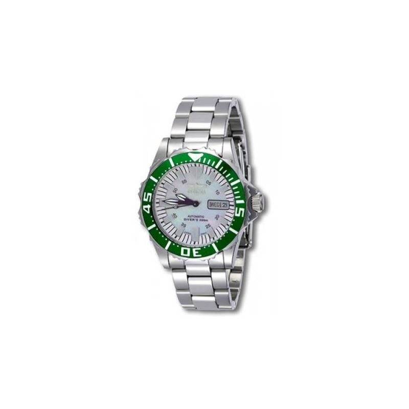 Invicta Green Abyss Diver