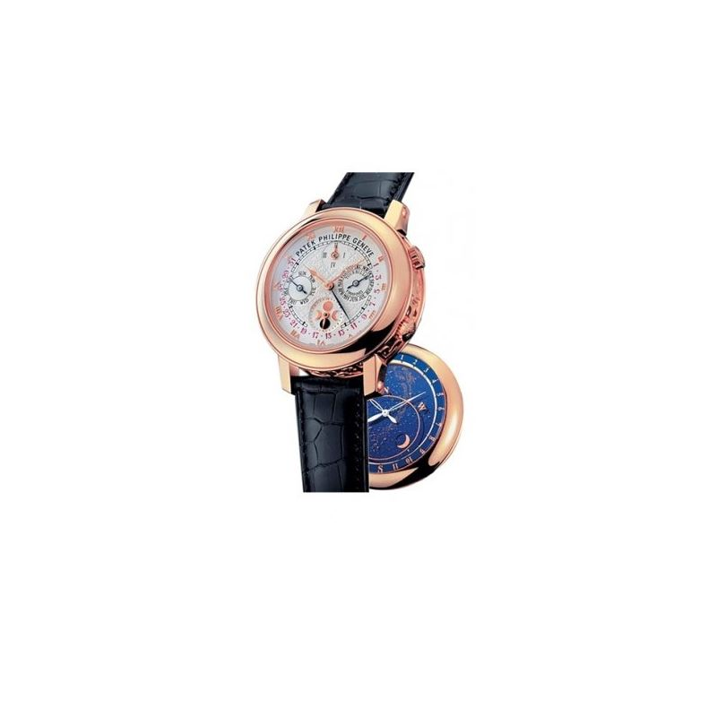 Patek Philippe Sky Moon Tourbillon Mens  55491 1
