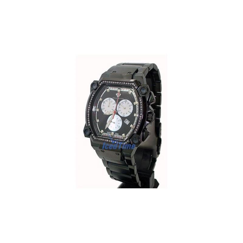 Aqua Master Unisex Diamond Watch 0.75ct W143
