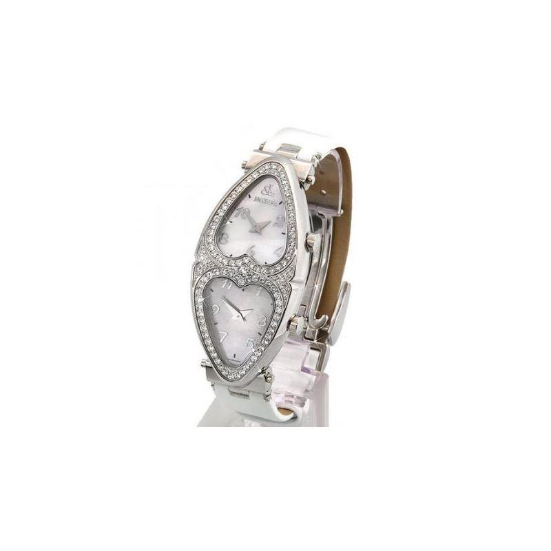 Jacob  Co Heart Diamond Watch JCH02
