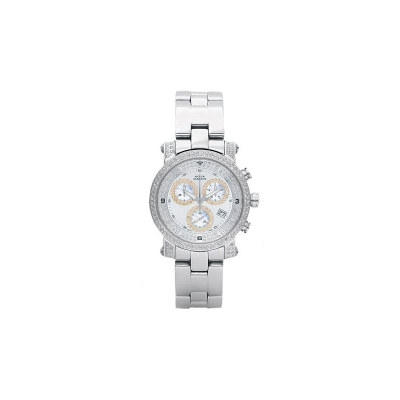 Unisex Stainless Steel Watches with 2 Ro 54258 1