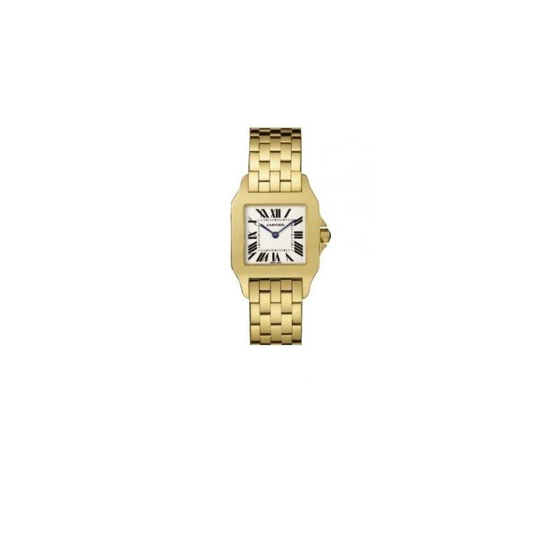 Cartier New Santos Series Unisex Watch W25062X9