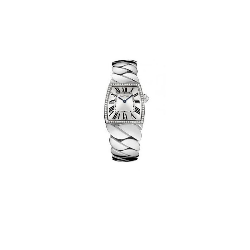 Cartier La Dona Diamond 18kt White Gold Large Ladi