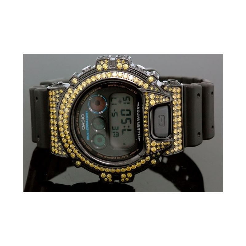 Iced Out Watches Casio G Shock Mens Digi 53059 1