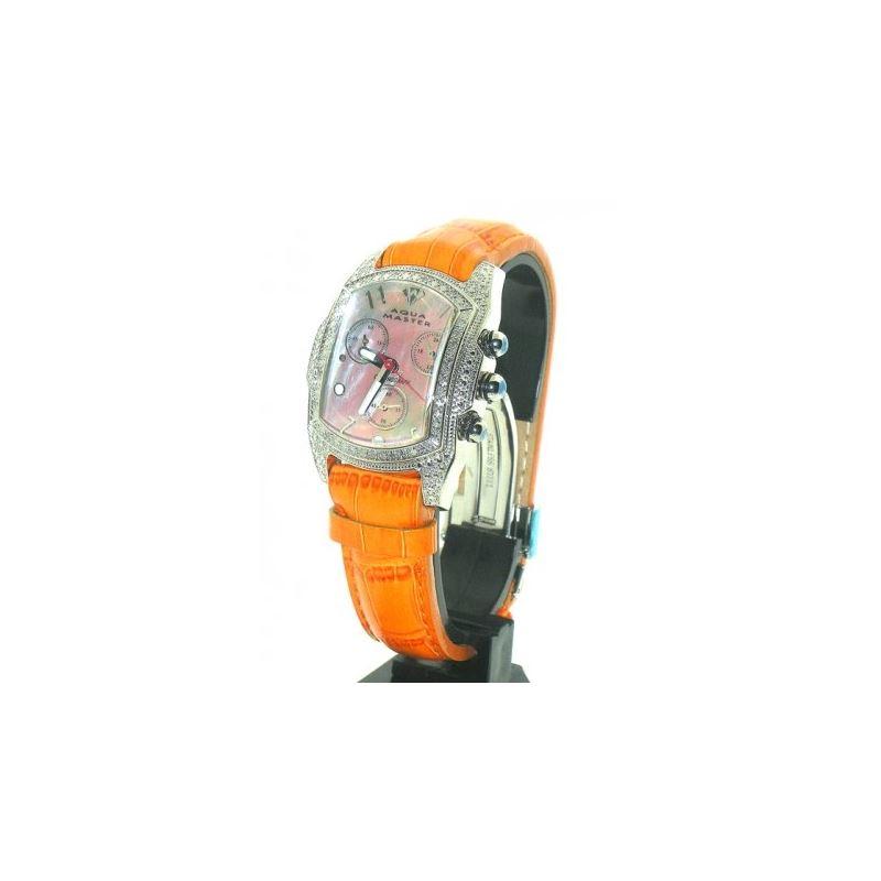 Aqua Master Diamond Watch AQS-23