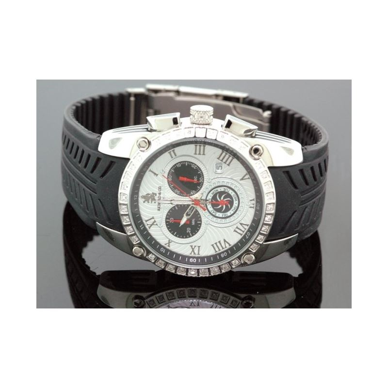 Richard  Co Diamond Watch RC-3019 1.00 ct rc-3019w