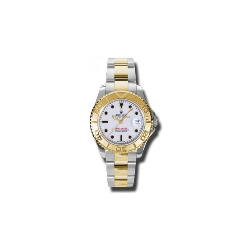 Rolex Watches  YachtMaster MidSize Steel 54088 1