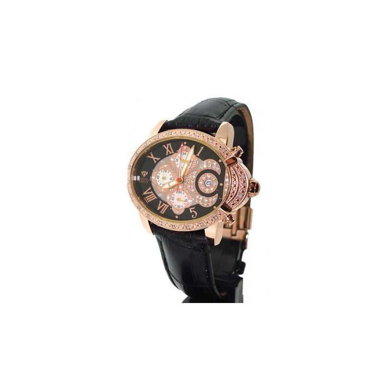 Aqua Master Unisex Designer Diamond Watch AQMU2564