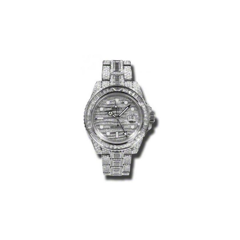 Rolex Watches  GMTMaster II Gold 116769TBR