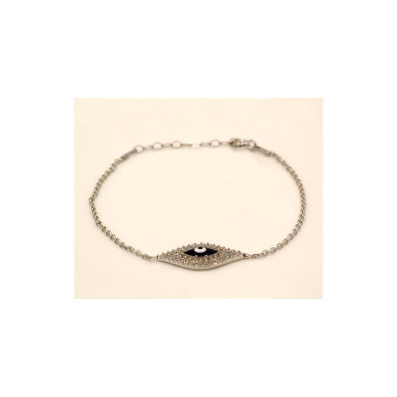 Celebrity Designer Evil Eye Sterling Sil 72935 1