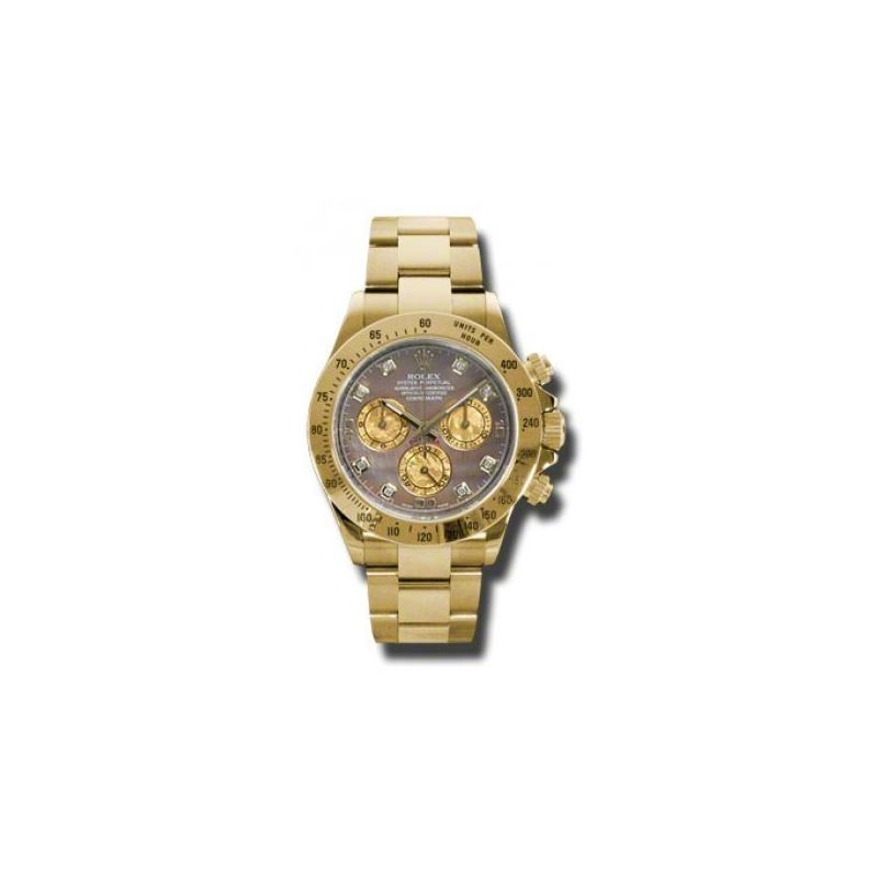 Rolex Watches  Daytona Yellow Gold  Brac 54161 1