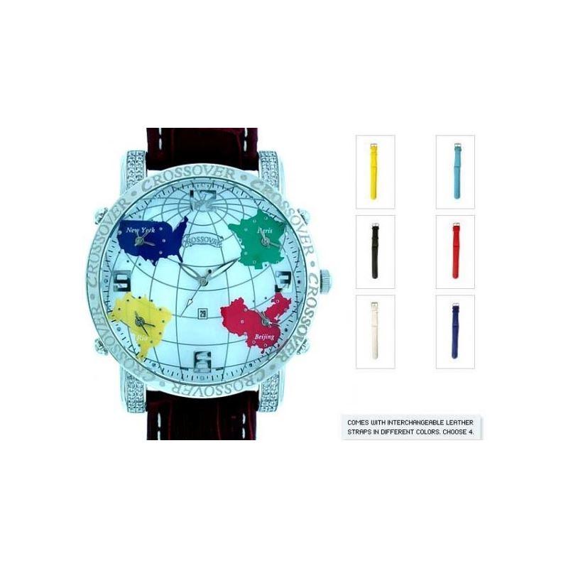 WORLD TIMER  Item # cw501 53195 1