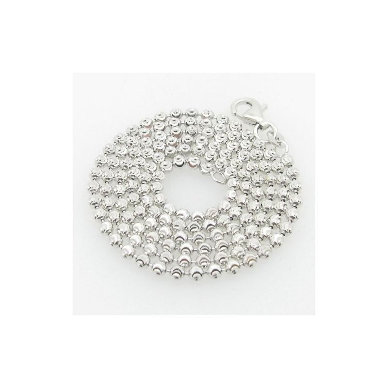 Ladies .925 Italian Sterling Silver Moon 73776 1