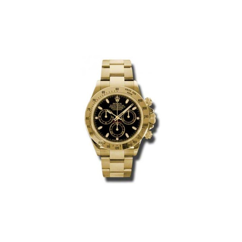 Rolex Watches  Daytona Yellow Gold  Brac 54157 1