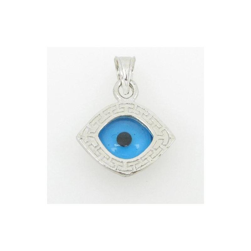 womens bp133 kabbalah evil eye .925 Sterling Silve