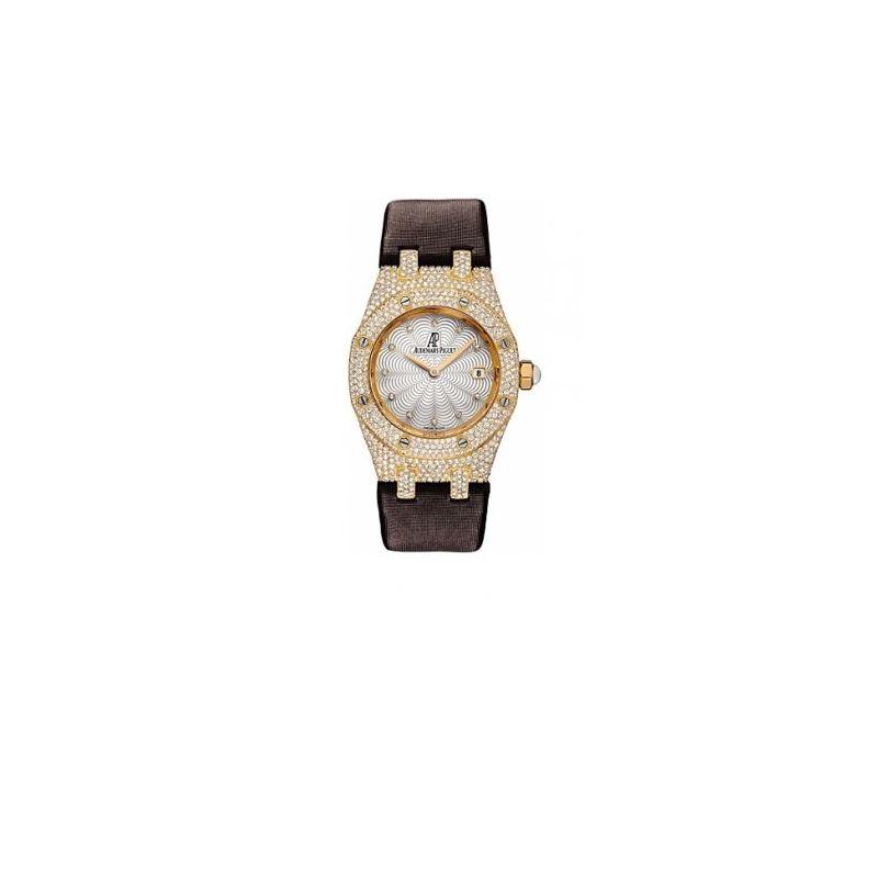 Audemars Piguet Royal Oak Womens Watch 67605BA.ZZ.