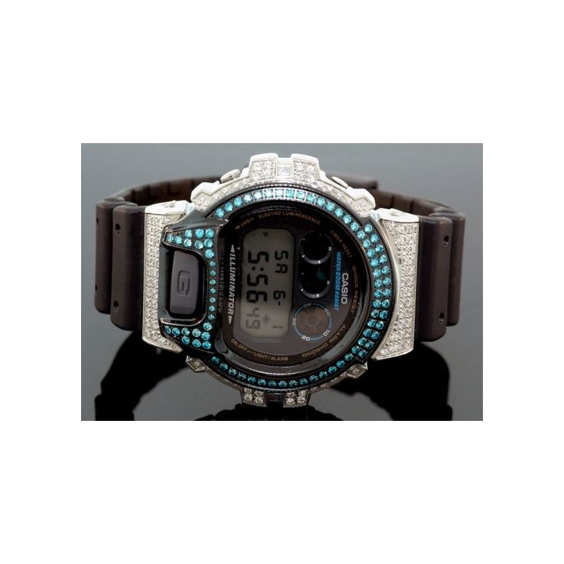 Digital Mens Crystal Watch CK33R11 53074 1