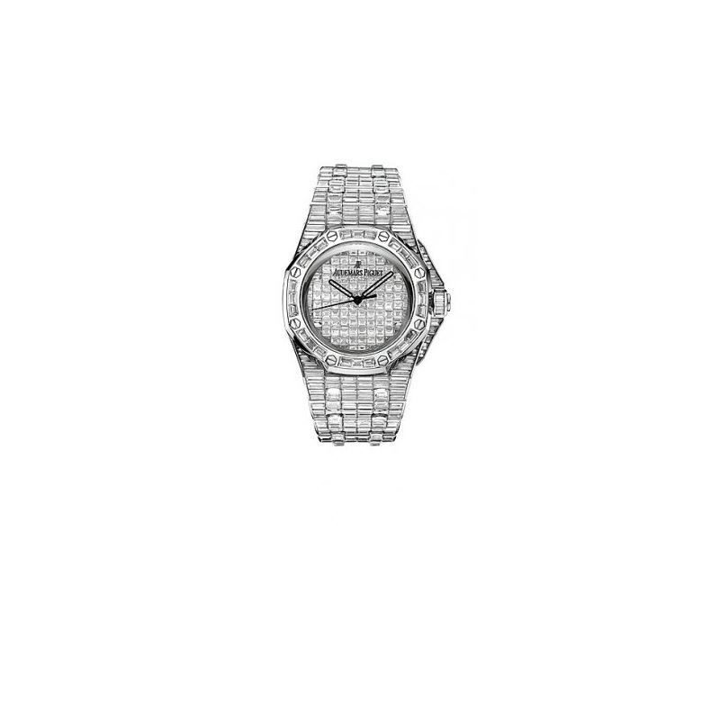 Audemars Piguet Royal Oak Mens Watch 151 54825 1