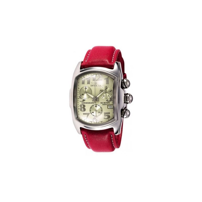 Invicta Lupah Chronograph Mens Watch