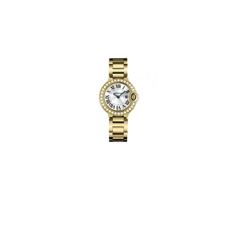 Cartier Ballon Bleu Polished 18K Yellow Gold Ladie