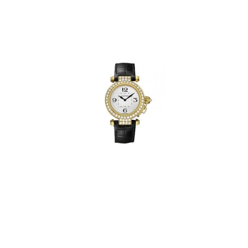 Cartier Pasha Ladies Watch WJ11941G
