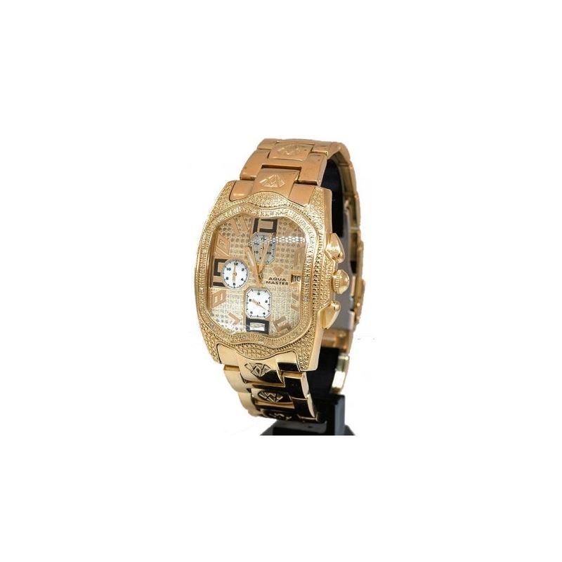 Aqua Master Lexus Mens Diamond Watch AQL02