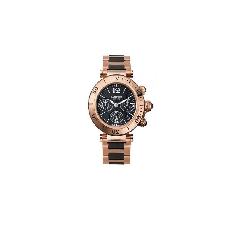 Cartier Pasha Seatimer Mens Watch W30198 55242 1